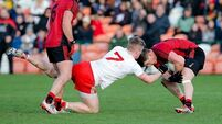 Holders Tyrone ease past Down to reach McKenna Cup final
