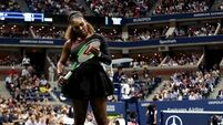 Naomi Osaka seals shock US Open title as Serena Williams suffers extraordinary meltdown