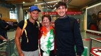O'Donovan brothers planning for Olympics as they enjoy Cork homecoming after winning World golds