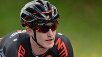 Cork man Eddie Dunbar excited by Team Sky opportunity
