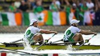 Paul and Gary O'Donovan survive semi-final scare at World Championships