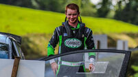 Josh Moffet wins but Declan Boyle in pole for national honours