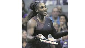 John McEnroe: Serena is right, it wouldn't happen to a man - but opinion is divided