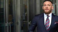 Conor McGregor being sued by UFC fighter over bus attack - reports