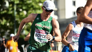 Brendan Boyce reveals he was close to not racing in European Athletics Championships