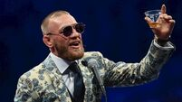 Conor McGregor withdraws 'Notorious' brand application after opposition from Carlow brewer