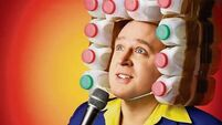Fast and funny: Welcome to the world of Tim Vine