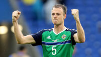 Jonny Evans: Young players like Paul Smyth have given Northern Ireland a lift