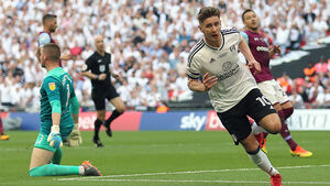 Fulham promoted after beating Aston Villa in play-off final