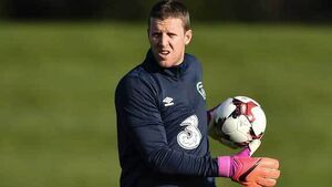 Colin Doyle hopes he does not have extended  wait for next Ireland cap