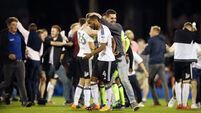 Fulham end long wait for play-off win to reach Wembley