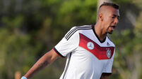 Boateng World Cup boost for Germany