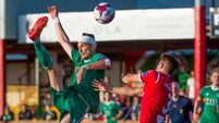Cork City strike early and late to go top of League of Ireland