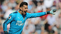 Newcastle complete permanent signing of Martin Dubravka