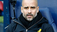 Pep Guardiola admits FA charge of 'wearing a political message'