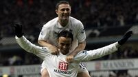 'I would be the face!': Robbie Keane and Dimitar Berbatov joke about reuniting as a management duo