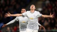 Nemanja Matic snatches Manchester United dramatic comeback win
