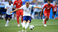Harry Kane's hat-trick helps England hammer Panama