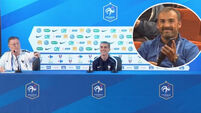 Reporter uses Google Translate to get around French-only rule at Griezmann press conference