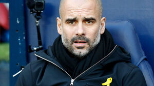 FA chief doesn't understand why I wear the yellow ribbon, says Pep Guardiola