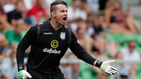 Shay Given joins Frank Lampard's coaching staff at Derby County