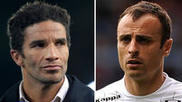 'Worst wannabe coach ever': Berbatov blasts his manager David James