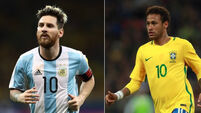 'Playing God with starving children': MasterCard slammed for donating meals when Messi or Neymar score