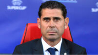 Fernando Hierro to manage Spain for World Cup