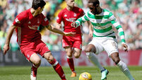 Celtic lift trophy but Aberdeen beat Bhoys to secure second