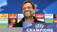 Liverpool Press Conference and Training Session