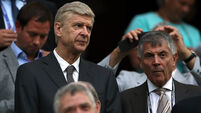 Arsene Wenger 'will have no shortage of offers' says David Dein