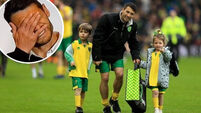 Wes Hoolahan overcome with emotion in Norwich goodbye speech
