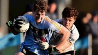 UCD survive after Con O'Callaghan suffers shoulder injury in warm-up
