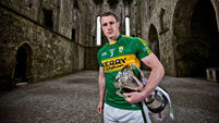 Stepping away from Kerry, Griffin aware of everything he's giving up