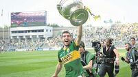 'Honoured' Killian Young calls time on Kerry career