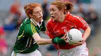Donoughmore progress to junior ladies football final against Mayo's MacHale Rovers