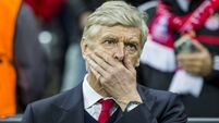 Arsene Wenger admits it was 'hurtful' that Arsenal fans 'did not give the image of unity'