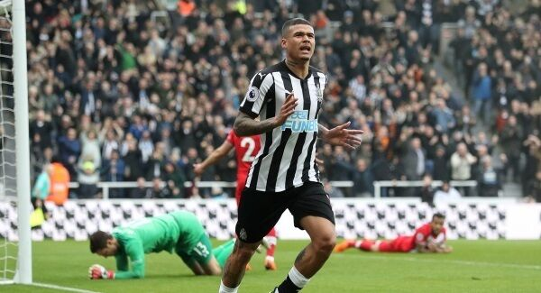 Kenedy. Picture: PA