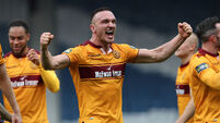Curtis Main hits brace as Motherwell beat Aberdeen to reach Scottish Cup final