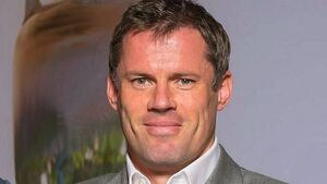 Jamie Carragher apologises to 14-year-old girl after appearing to spit at her