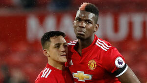 Paul Pogba 'cannot be happy' with his Man United situation, says his France boss
