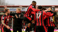 Premier League wrap: Bournemouth pile pressure on Pardew; Crystal Palace and Everton win