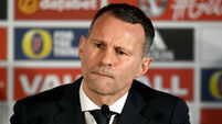 Ryan Giggs' Wales lose China Cup final to Uruguay