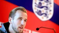 I'm still the golden boy, says England's Harry Kane