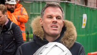 Latest: Jamie Carragher to 'apologise again properly' for spitting incident