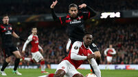 No charge but Wenger will talk to Welbeck over Milan tumble