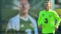 James McClean undergoes wrist op after falling in training