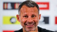 Ryan Giggs ready to face off with old friend Roy Keane again