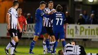 Defeat of Limerick FC keeps Dundalk double dream on track