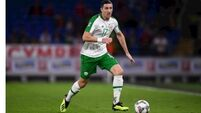 Tape won't affect Ward's future Ireland international career, insists O'Neill